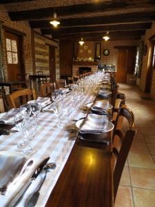Table Ferme de la Noyelle